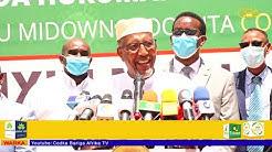 Madaxwayne Biixi oo si adag ula hadlay culimada Somaliland