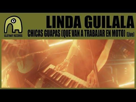 LINDA GUILALA - Chicas Guapas Que Van A Trabajar En Moto [Live, Sala Velvet Underground (Lugo)]