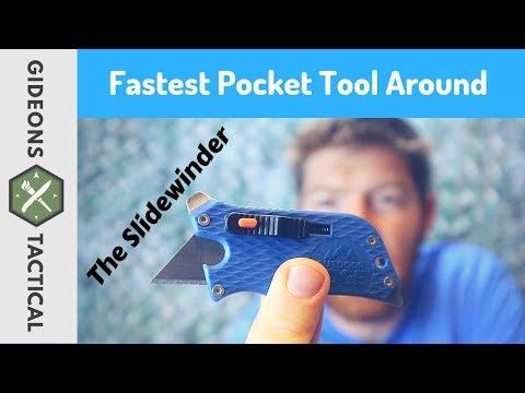 Fastest Around! Outdoor Edge Slidewinder