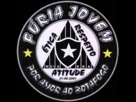 Fúria Jovem do Botafogo Funk - FJB (51º Canil) - YouTube 05b2aaa918a8a