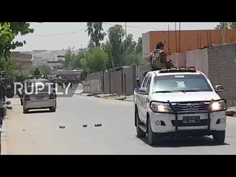 Afghanistan: At least 10 killed in attack on govt. building in Jalalabad - officials