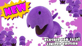New Zergling Plushie for YOU!  [Now available for a limited time]