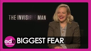 Invisible Man: Elizabeth Moss opens up on her  fears