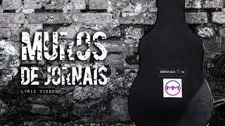 Genomma - Muros de Jornais (Lyric Vídeo Oficial)
