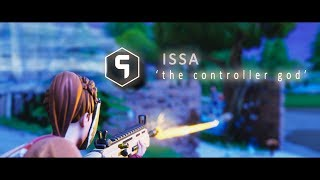 Ghost Issa 'the controller god' - Fortnite Montage (prod. by Insayne)