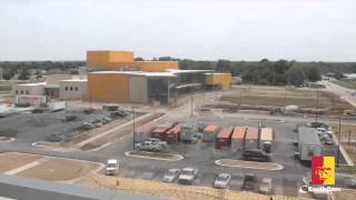 Bicknell Family Center for the Arts (construction time lapse)