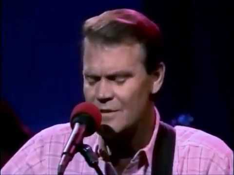 Glen Campbell with jimmy Webb - Wichita lineman