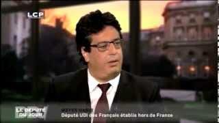 Meyer Habib VS la Quenelle chez Frédéric Haziza