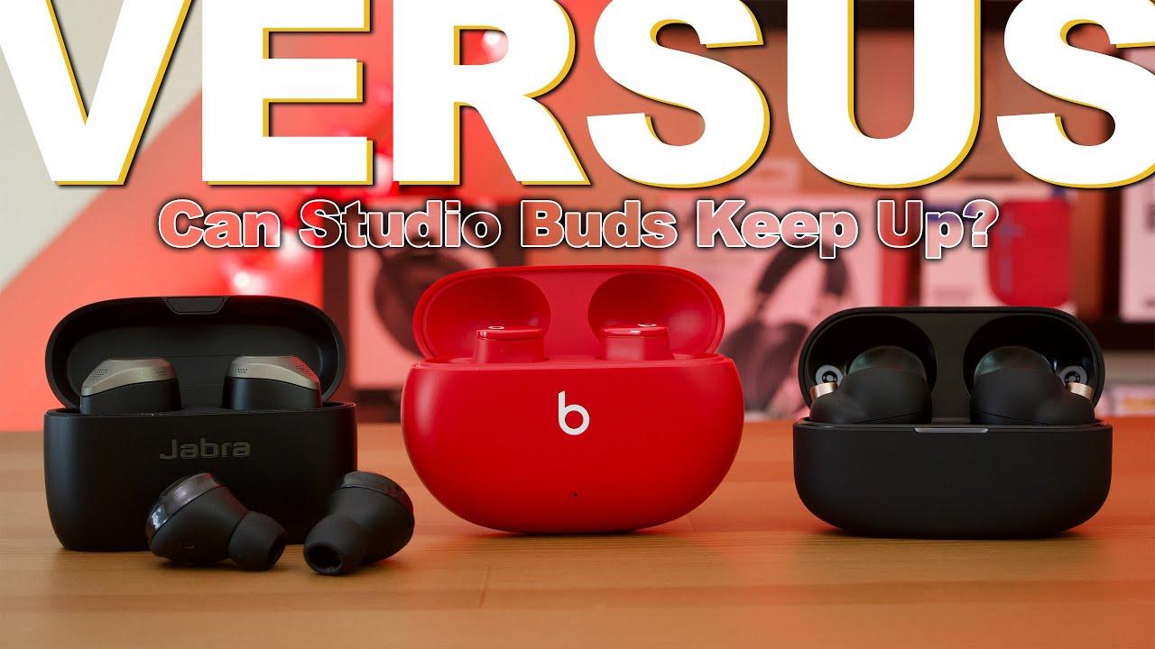 Download Beats Studio Buds Vs Sony WF-1000XM4 Vs Galaxy Buds Pro Vs Jabra Elite 85T