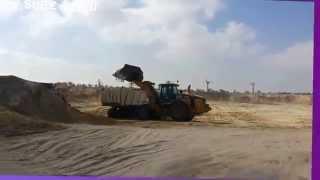 حفر قناة السويس الجديدة 13  اغسطس 2014