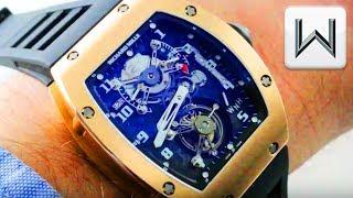 Shop all Richard Mille watches: http://bit.ly/2P9gvaQ The Richard M...