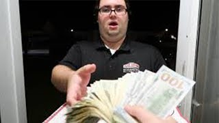 Download Tipping Pizza Delivery Guys $10,000 Mp3 and Videos
