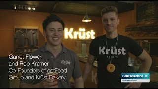 Business On Line Customer Testimonial with Krüst Bakery