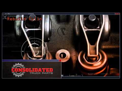 Consolidated Truck Parts & Service - Remanufacturing Process