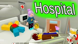 Let's Play Roblox Meep City + Medical Hospital Tycoon Builder - Cookieswirlc Online Game World