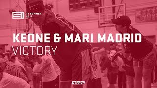 Keone & Mari Madrid - Victory | SI 13 Summer | STEEZY.CO