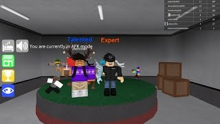 ROBLOX livestream collab with zaegamingthebest (Link in desc)