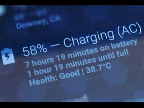 How to Calculate Charging Speed of your Android Phone