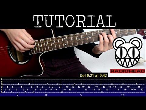 Cómo tocar Creep de Radiohead (Tutorial de Guitarra) / How to play