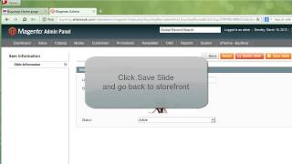 BuyShop Magento theme - customization video manual