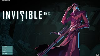 Invisible Inc Gameplay