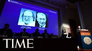 Nobel Prize In Medicine Awarded For Immune System Cancer Research | TIME thumbnail