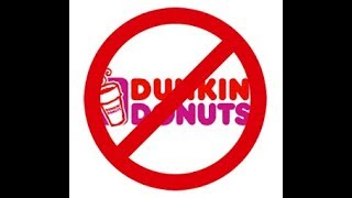Dunkin' Donuts Boycott after Cops refused Service!