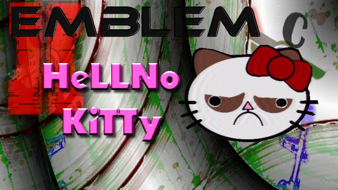 Grumpy Cat Black Ops  Emblem