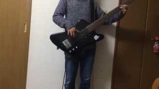 syrup16gの生活をbass coverしてみました。 映像と音がずれてます。 錆...