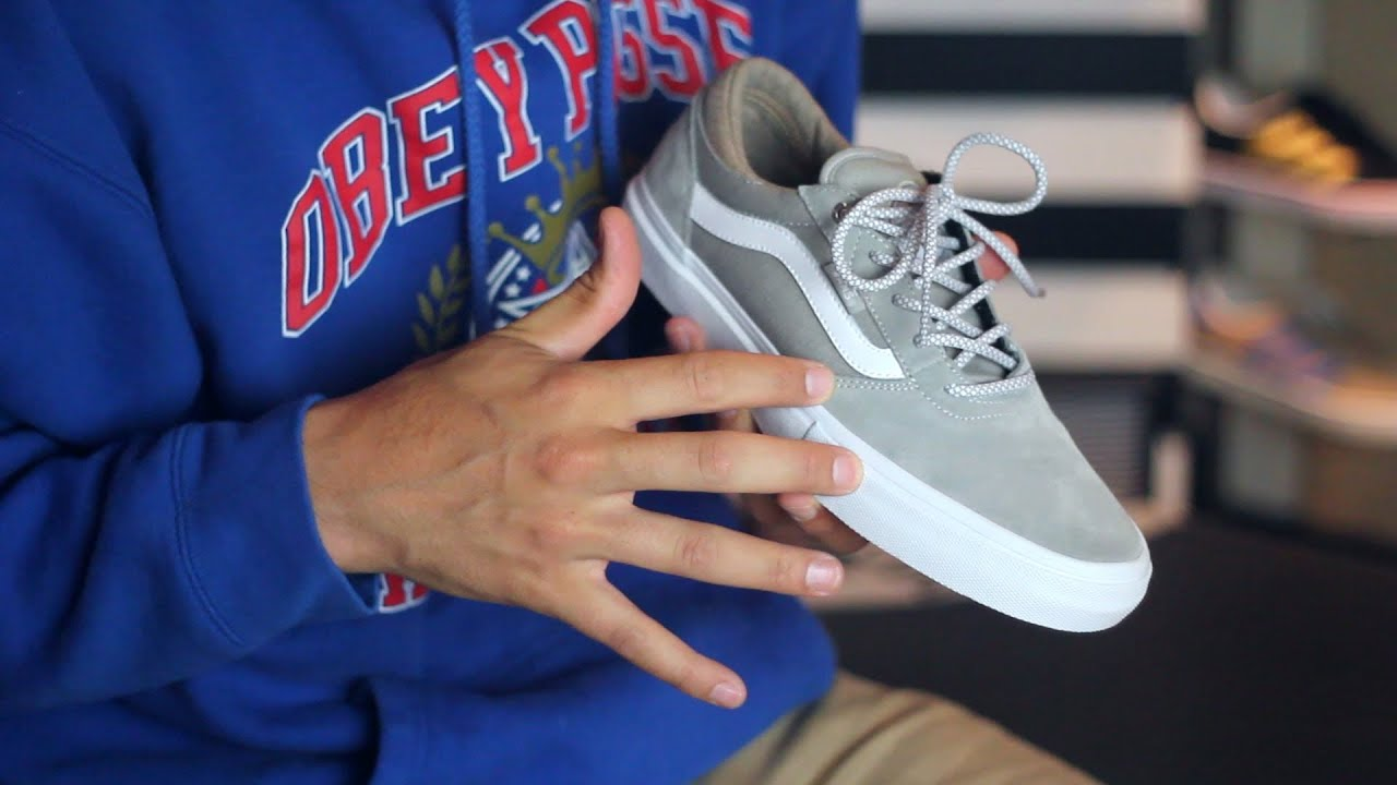f4ab2663e7a Vans Gilbert Crockett Pro Skate Shoes Review - Tactics.com - YouTube
