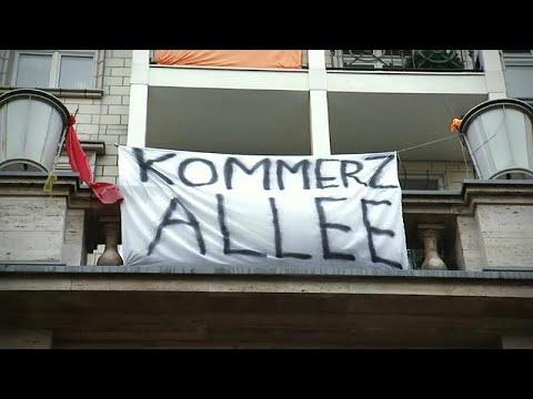 euronews (deutsch): Mietpreisstreit: Berlin kauft Wohnungen in der Karl-Marx-Allee