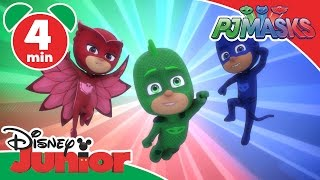 PJ Masks | Time To Be A Hero | Disney Junior UK