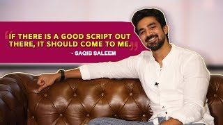 Exclusive Interview of Saqib Saleem | Rangbaaz | The Digital Hash