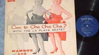 Coco Seco - La Playa Sextet - 1956 - Original LP