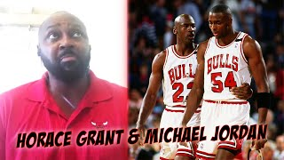4x NBA Champion Horace Grant on His Rocky Relationship with Michael Jordan