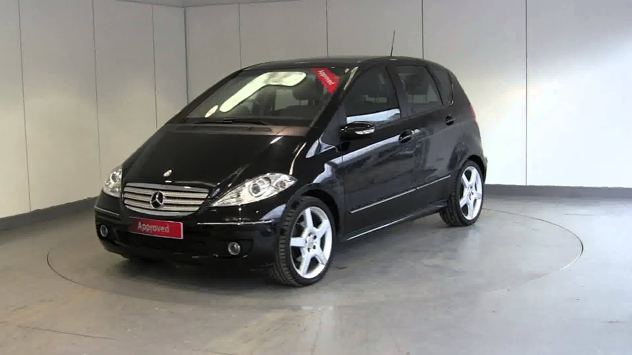 2006 mercedes a class a200 turbo youtube. Black Bedroom Furniture Sets. Home Design Ideas