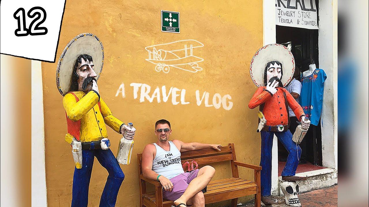 Мексика экскурсии Розовое озеро Вальядолид Рио Лагартос