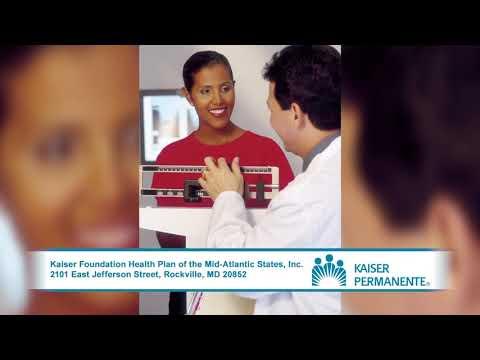 Chardelle Moore Kaiser Permanente TV  Commercial