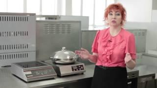 видео Плиты газовые - оборудование для ресторанов