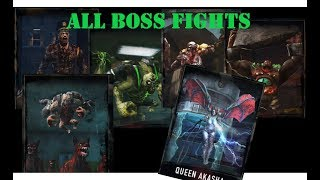 MAD ZOMBIES : Offline Zombie Games- All Boss Fights R1-R6 -Gameplay Walkthrough-(Android-iOS) screenshot 3