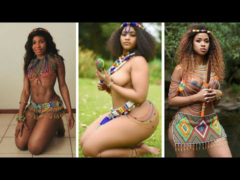 South African Ladies Show Off Their B**bs, Curves And Stunning Beauty As They Celebrate Heritage Day