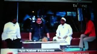 Habib Salim FPI, Ruhut Sitompul, KH Ali Mustafa Yaqub 2