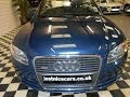 2007 (07) Audi A4 2.0 TDi S Line 2dr CONVERTIBLE (Sorry Now Sold)