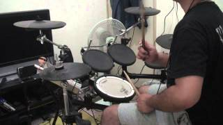"Motorhead""Time to Play the Game""Drum Cover By Lars Lee"