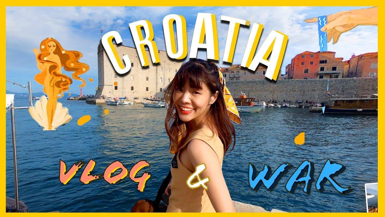 Vlog| Croatia สงครามยูโกสลาเวีย | Ep.1 Dubrovnik