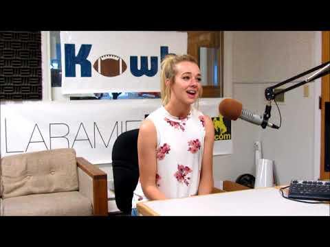 Morgan Wallace Talks Winning The Miss Rodeo Wyoming 2018 Title