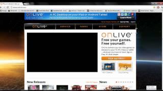 TuTo - Tester & jouer gratuitement 30 Minute a un jeu HD sur n'importe quelle configuration