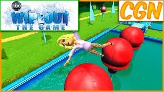 Wipeout Kinect w/ The Creatures (CGN)