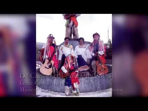 De Cayambe al carnaval - Grupo Tradicional Cayambe