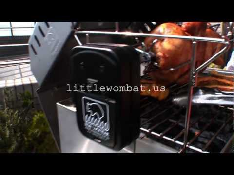 Rotisserie Connection Set Up
